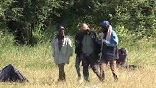 Calais Jungle: Women fear rape by fellow Muslim