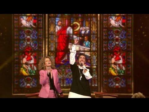 Waylon en Carolien - Take Me To Church - IT TAKES 2