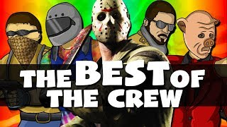 """I'M FRYING!!"" - The BEST of The Crew! - Funny Moments Gaming Montage! (Part 10)"