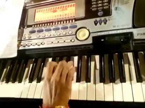Garba songs on keyboard 🎹 🎹 🎹