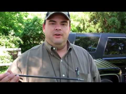 Basic Archery - Part 2 - Hoyt 2011 Pro Hawk Instruction