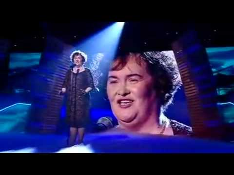 HD/HQ Susan Boyle - Memory from Cats - Britains Got Talent 2009 Semi Final Show 1 Season 3