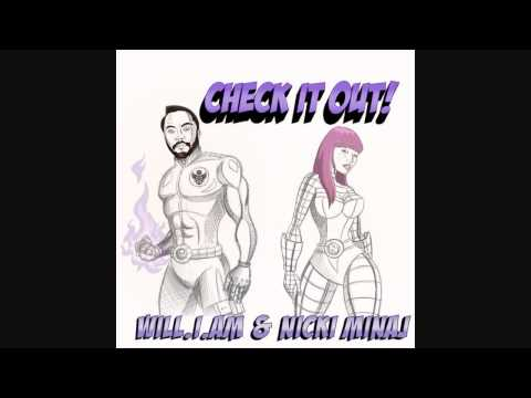 will.i.am &amp; Nicki Minaj - Check It Out (Clean Version)