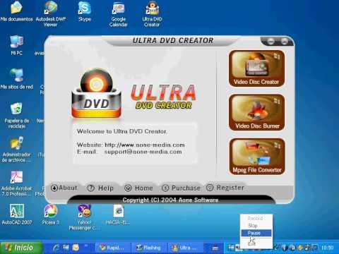 Descargar e instalar Ultra DVD Creator