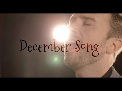 [Official Video] December Song feat. Chad Lawson - & contest winners announced!