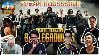 KETIKA YOUTUBER PUBG MAIN BARENG !!! - PlayersUnknown's Battlegrounds Indonesia