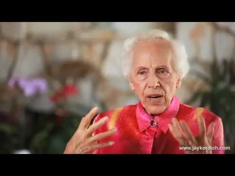 Charlotte Gerson On Cancer And Disease video
