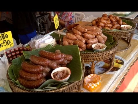 Thai Food Festival OTOP, Udon Thani หนึ่งตำบล หนึ่งผลิตภัณฑ์
