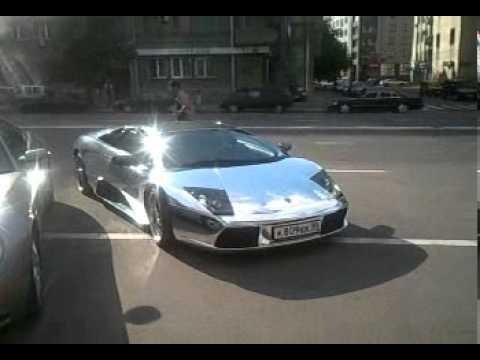 самая крутая спорт тачка в москве !  sport car in moscow!