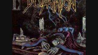 Watch Devastation Manic Depressive video