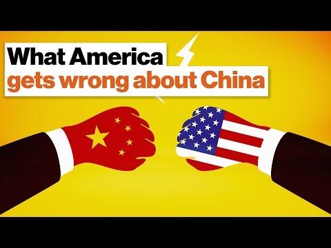 What America gets wrong about China and the rest of Asia