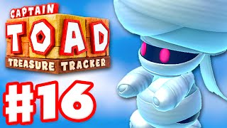 Captain Toad: Treasure Tracker - Gameplay Walkthrough Part 16 - BONUS! 100%