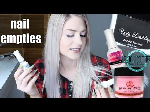 NAIL EMPTIES | WOULD I REPURCHASE?