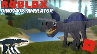 Roblox Dinosaur Simulator - Ugly Boi's Mini Adventure! (Never Sleep Again)