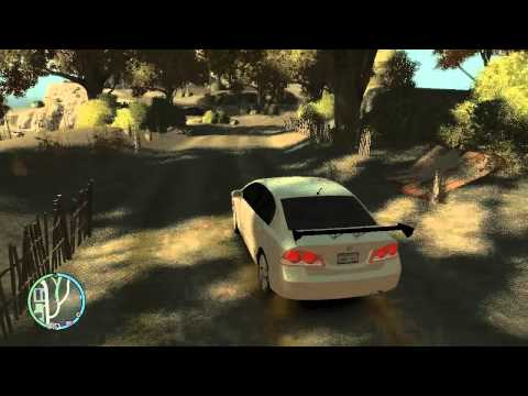 Gta 4 carro escondido!e tunado