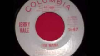 Watch Jerry Vale Mama (Mamma) video