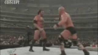 THE STRONGEST STONE COLD STUNNER EVER!