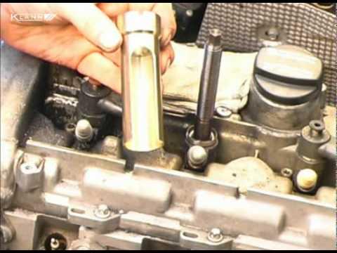 de inyectores en motores CDI de Mercedes Benz (KL-0369-45) - YouTube