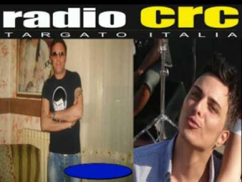 SAVIO CAVALLI SCHERZO A TONY COLOMBO SU RADIO CRC TARGATO ITALIA.
