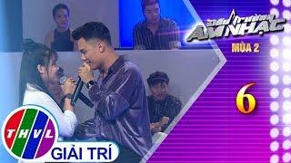 THVL | Đấu trường âm nhạc mùa 2 - Tập 6[2]: Rời - Mẫn Nhi, Thái Sơn