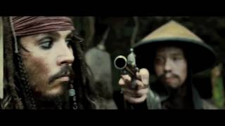 Pirates Of The Caribbean 3 Best Of Jack Sparrow