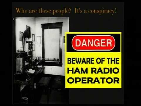 IP5: Chris Sullivan - Ham Radio: It's not about talking to pork products (but we're working on that)