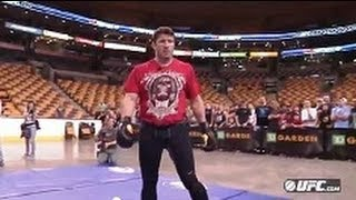 FOX Sports 1: Open Workout Recap