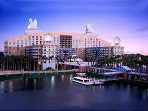 Walt Disney World Swan Resort Lake Buena Vista 3gp Mobile Phone Video video