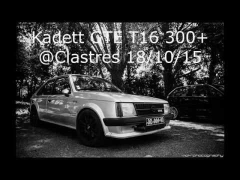 Clastres Kadett Gte Kadett 79 V6 18 10 15
