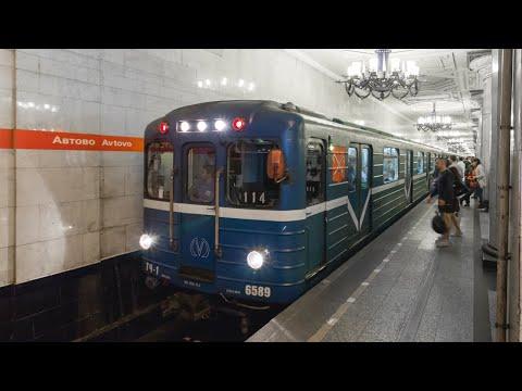 Санкт-Петербургский метрополитен (2016)