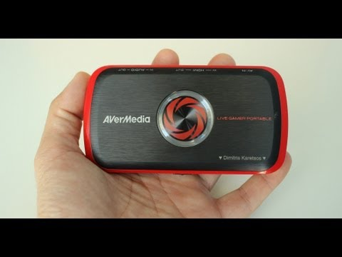 Como Instalar y Configurar una capturadora; Avermedia Live Gamer Portable HD