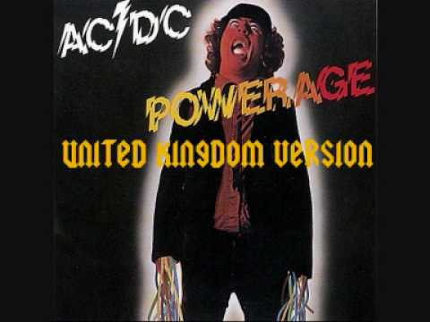 AC/DC - Up To My Neck In You