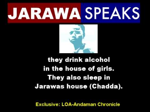Jarawa Man Speaks Of Sexual Exploitation Of Jarawa Girls By Poachers video