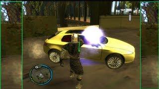 Como pintar un carro en GTA SAN ANDREAS con un bote de spray (Cleo Mod)
