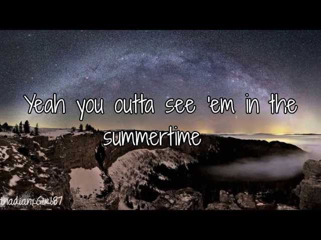 Dierks Bentley - Pretty Girls (Lyrics)
