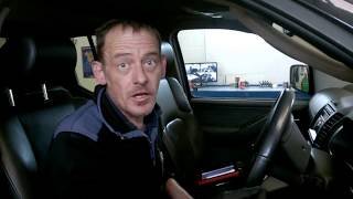 How to do a Nissan fuel pump reset, Navara Pathfinder and Cabstar YD25 Engine