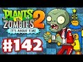 Plants vs. Zombies 2: It's About Time - Gameplay Walkthrough Part 142 - Far Future! (iOS)