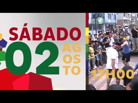 Mes de Las Artes y La Cultura AGOSTO 2014 Video Promocional