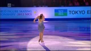 Ashley Wagner - Closing Gala - 2012 World Figure Skating Championships in Nice