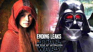 The Rise Of Skywalker Ending Leaks WARNING (Star Wars Episode 9 Spoilers)