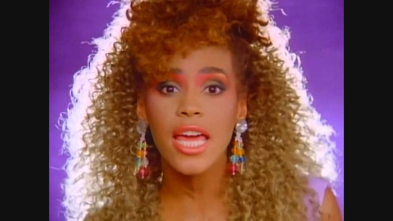 Electrifying Ladies Of The 80 S Whitney Houston Hd