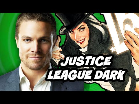 Arrow Season 3 and Justice League Dark Explained
