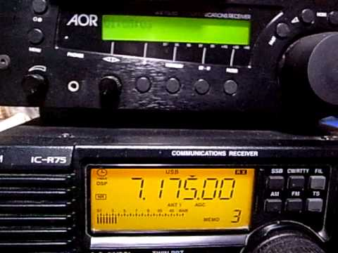 7160kHz - 7190kHz Eritrea is running away from Ethiopian Noise Jamming