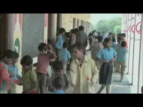 Malnutrition In India Despite Growing Economy - World's Largest School Lunch Program.