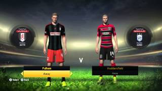 FIFA 15 - Sky Bet Championship Ratings & Kits (PS4/Xbox One)
