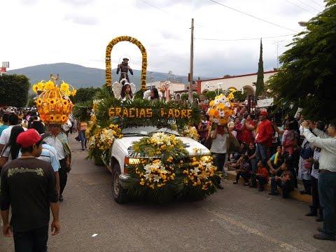 Desfile de Carros Alegóricos en Zacoalco