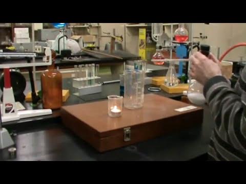 El gas mágico, el anhídrido carbónico