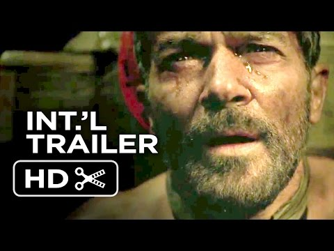 The 33 Official Trailer #1 (2015) - Antonio Banderas, Rodrigo Santoro Movie HD