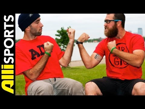 Andrew Cannon Vs Anthony Shetler on Skateboard Trivia