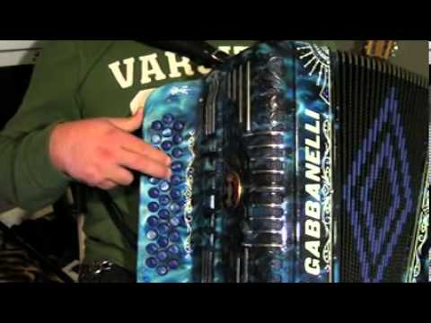 la mesera acordeon instruccional slow de botones barbacoa los domingos